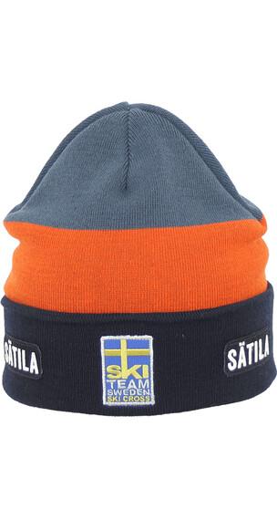 Sätila of Sweden Ski Hat Dark Blue